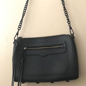 Rebecca Minkoff Black Avery Crossbody Bag